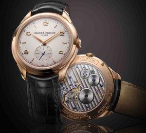 Baume & Mercier Clifton 1830 : belle montre classique et classe