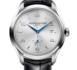 Baume & Mercier Clifton Automatique : montre élégante par excellence