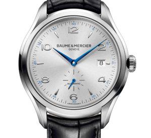 Baume & Mercier Clifton Automatique : montre élégante par excellence
