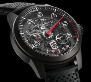 Reservoir GT Tour Black Skeleton : 24 montres pour les 24h du Mans 2020