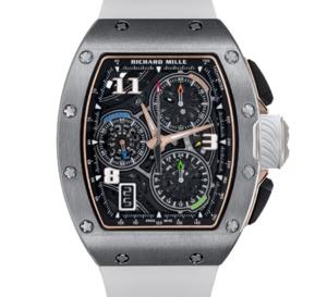 Richard Mille RM 72-01 Chronographe Lifestyle Maison : made in Le Breleux