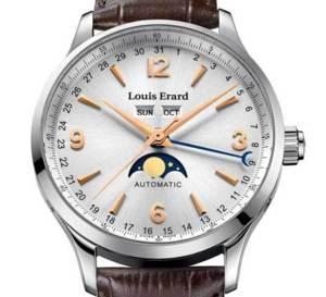 Louis Erard 1931 : chronographes, Petites secondes et phases de Lune en séries limitées