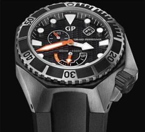Girard-Perregaux Sea Hawk : future icone G.P.