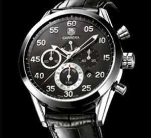 Le chrono TAG Heuer Carrera Cal. 360 remporte le Grand Prix d'Horlogerie de la Montre Sport