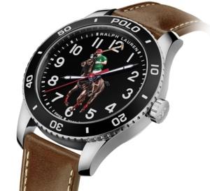 Ralph Lauren Polo Watch : la bien-nommée