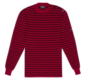 Matelot : le pull marin par excellence de chez Saint James