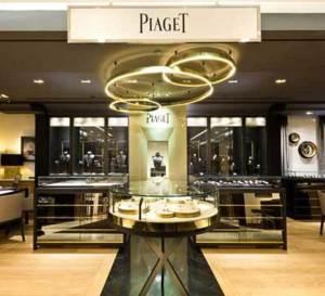 Piaget : un nouvel écrin au Printemps Haussmann