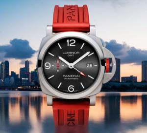 Panerai Luminor GMT Ion Singapore Edition PAM 1177 : série limitée à 100 exemplaires