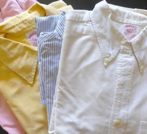 """Saga Elégance : la chemise """"button down"""""""