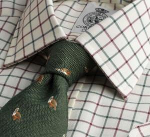 Saga Elégance : la chemise Tattersall