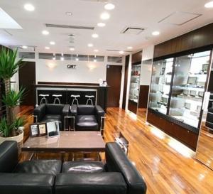 GMT : très belle boutique de montres d'occasion à Shinjuku