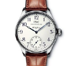 La Portugaise d'IWC : un modèle en hommage à deux marchands de montres… portugais