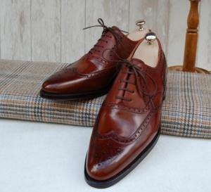 Marc Guyot : un élégant et ses chaussures d'esthètes en trois questions