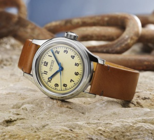 The Longines Heritage Military Marine Nationale : d'inspiration martiale