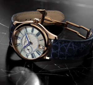 Frédérique Constant Ladies Automatic Small Seconds : un classicisme efficace et intemporel