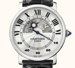 Rotonde de Cartier jour et nuit (Réf W1550151)