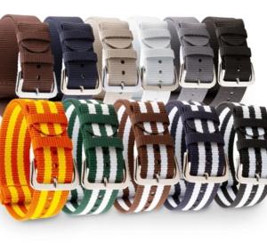 Natocean : le bracelet en nylon recyclé selon ABP Concept