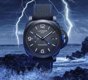 Panerai Luminor GMT Bucherer Blue Edition : série limitée à 288 exemplaires