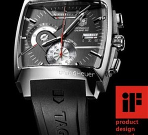 La Monaco Calibre 360 LS Concept Chronograph de TAG Heuer gagne le iF Design Award 2007 !