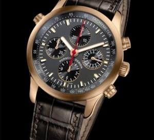 Le chronographe P'6613 Gold Rattrapante (PGR) de Porsche Design