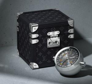 La malle pendulette selon Louis Vuitton