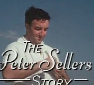 The Peter Sellers Story : Peter Sellers porte une Rolex Day-Date