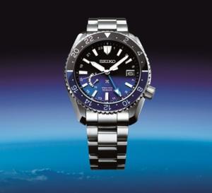 """Seiko Prospex LX """"Stratosphère"""" : une belle GMT et des envies de revoyager..."""
