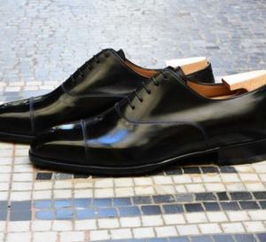 Les souliers Aubercy : l'élégance à la française