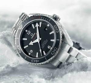 Omega : deux Seamaster Planet Ocean pour les Jeux Olympiques d'hiver Sochi 2014