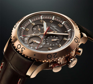 Breguet Type XXII 3880 : nouvelle version en or rose