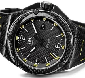 IWC Ingenieur Automatic Carbon Performance : bolide high-tech