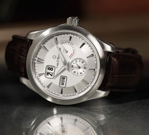Carl F. Bucherer Manero PowerReserve : intemporelle