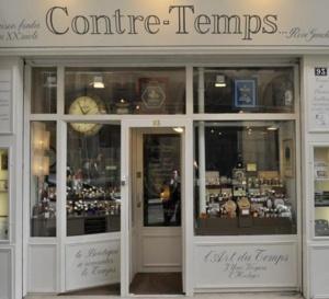 Contre-Temps : spécialiste parisien de la montre vintage