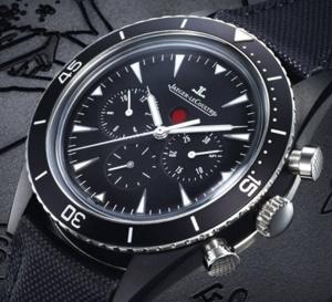 Jaeger-LeCoultre Deep Sea Chronograph Cermet : un look vintage associé à une technicité d'avant-garde