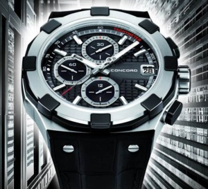 Concord C1 Chronograph : nouvelle version