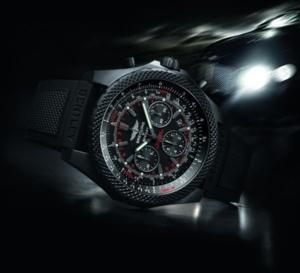 Breitling Bentley Light Body Midnight Carbon : légèreté et puissance