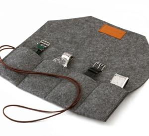 ABP Concept : une marmotte en feutre pour quatre montres pour vos voyages