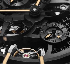 Panerai Pocket Watch Tourbillon GMT Ceramica : la première montre de poche Panerai