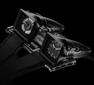 MB&F Horological Machine No4 Final Edition : montre furtive et définitive…