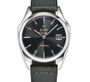 Zodiac Olympos Automatic : tout le charme d'une véritable montre de forme