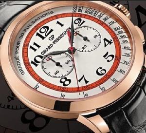 Girard-Perregaux 1966 Chronographe « Doctor's watch » Série Limitée pour Dubail.
