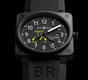 BR 01-97 Climb : Bell & Ross en pleine ascension