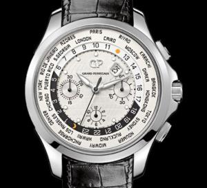 Girard-Perregaux Traveller ww.tc : montre de voyage par excellence