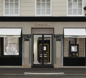 Chanel : une boutique temporaire rue de la Paix pour l'horlogerie et la joaillerie