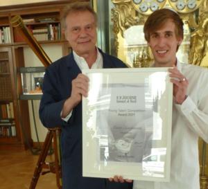 Young Talent Competition F.P.Journe 2021 : inscription possible jusqu'au 20 mars 2021