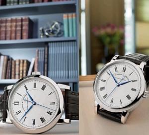 Lange & Söhne : une Richard Lange en or gris réservée aux boutiques