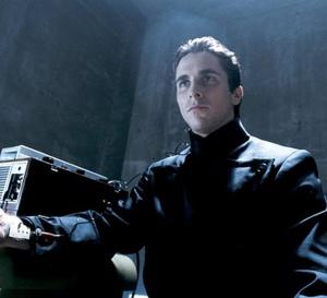 Equilibrium : Christian Bale porte une Android Alien