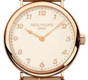 Patek Philippe Calatrava référence 7200 : le temps au féminin