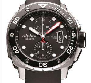 Alpina Extrême Diver Chronographe