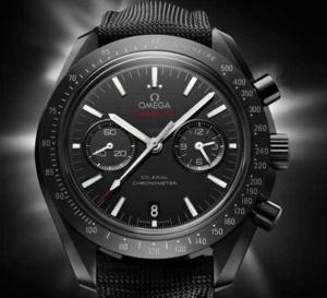 Omega Speedmaster céramique noire : star de Bâle